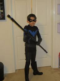 Halloween Costumes Nightwing Nightwing 14 Steps Pictures