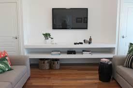 Floating Shelves For Tv by Diy Floating Shelves