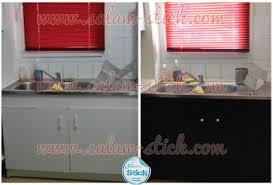 stickers meuble cuisine uni modern stickers cuisine meuble patchwork adhesif d co