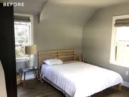 bedroom makeover scott u0027s bedroom makeover with leesa emily henderson