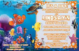 nemo baby shower finding nemo baby shower theme nemo ba shower ba showers ideas