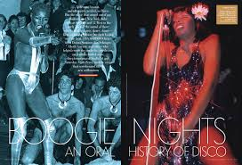 boogie nights and the beginning of disco vanity fair