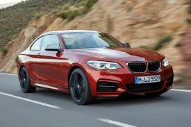 bmw jeep red bmw 2 series review 2017 autocar
