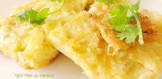 recette cuisine perdu salé perdu au fromage aux fourneaux