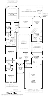 French Provincial Floor Plans by Palazzo At Naples The Serino Home Design