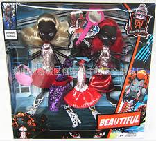 1 monster doll scaris frights webarella wydowna