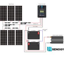 12v solar panel wiring diagram gooddy org