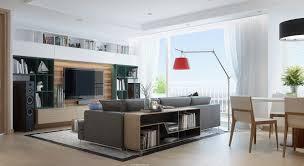Home Design Living Room Modern Exquisite Home Design