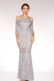 grey maxi dress grey lace and sequin bardot maxi dress quiz clothing