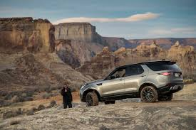 lexus lx450 off road 2017 land rover discovery review disco is back motor trend