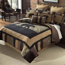Realtree Camo Duvet Cover Camo Bear Quilt Bedding Collection