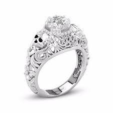 vancaro engagement rings skull rings skull engagement ring skull jewelry vancaro skull ring