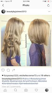 diy cutting a stacked haircut little girls haircut from long locks to shoulder length bob