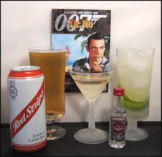 vodka martini james bond the drinks of dr no u2013 celebrating 50 years of the first james