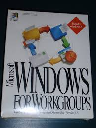 microsoft windows for workgroups 3 1