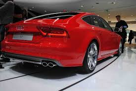 audi a7 modified matte red audi a7 spider cars