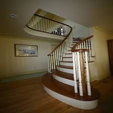Banister Replacement Nyc Wood Stairs We Design Build Install New Or Repair Wood