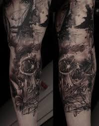 skull by dmitriy samohin design of tattoosdesign of tattoos