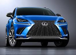 lexus suv blue 2019 lexus nx sport suv review specs changes redesign