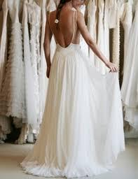 backless wedding dress buy modern sleeveless sweep backless wedding dress