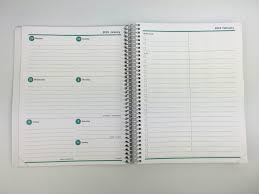 your own planner agendio review custom personalised weekly planner pros cons