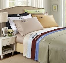 Cotton Bed Linen Sets - bamboo sheet sets 100 egyptian cotton bedding 900 gsm towels