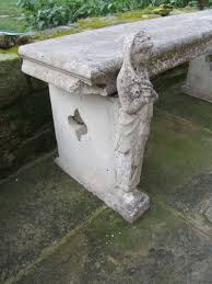 antiques atlas 1920 u0027s reconstituted stone benches egyptian