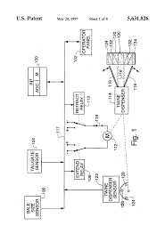 patent us5631826 round baler end wrap control google patentsuche