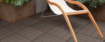outdoor deck tiles diy makeover made easy