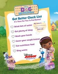 doc mcstuffins get better help your one through going to the dentist with this doc