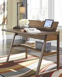 ashley furniture writing desk amazon com ashley furniture signature design vintage casual home