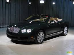 green bentley 2008 cumbrian green bentley continental gtc 31536383 gtcarlot