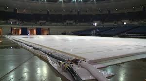 blaisdell ice rink under construction for golden moment hawaii khon2
