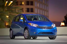 nissan versa is it a good car 2014 nissan versa note review space tech and storage at a great