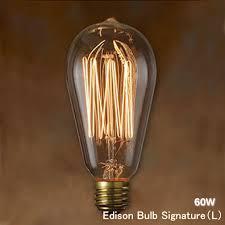 edison light bulb l n l rakuten global market edison light bulb e26 60w edison bulb