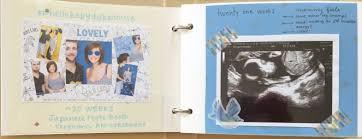 5x7 Photo Book Lillian U0027s Prenatal Baby Book U2013 Little Snail