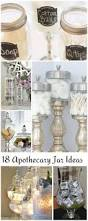 Easter Apothecary Jar Decorations by Best 25 Apothecary Jars Decor Ideas On Pinterest Halloween