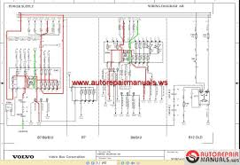 volvo service manual section 337 component wiring diagram from