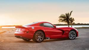 the dodge viper is the best investment out there among new cars