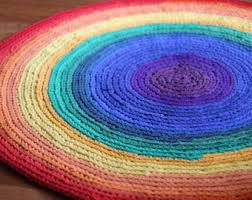 Where To Buy Rag Rugs Braided Rag Rug Etsy