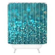 aquios shower curtain artic deny designs target