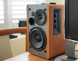 home theater without speakers edifier r1280t powered bookshelf speakers 2 0 active near field