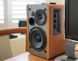 edifier r1280t powered bookshelf speakers 2 0 active near field