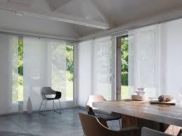 drapes for sliding glass door la sencillez de este panel nos encanta cortinas panel japonés