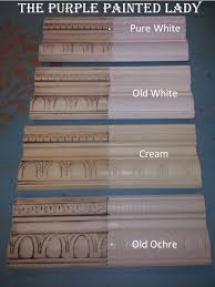 difference between annie sloan u0027s u201cwhite u201d chalk paint colors the