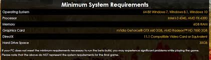 pubg pc requirements amd rx 480 general help playerunknown s battlegrounds forums