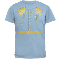 amazon com prince charming costume t shirt clothing