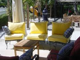 Yellow Patio Chairs Your Photos