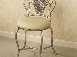 Vanity Stool Chrome Bathroom Vanity Chairs For Bathroom 30 Brown Metal Bathroom