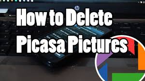 picasa android how to delete picasa photos from android phone or tablet